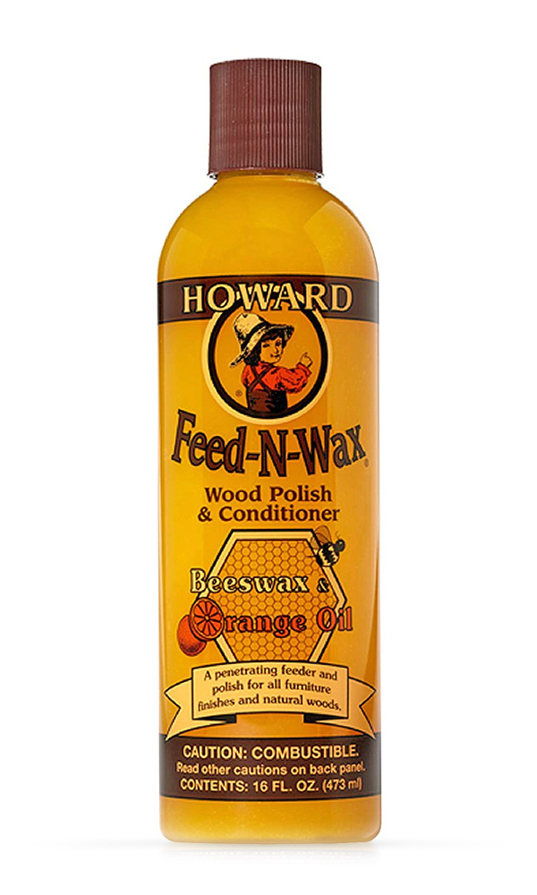 Buy Beeswax & Orange Oil wood polish and conditioner online on Amazon (includes Prime)
